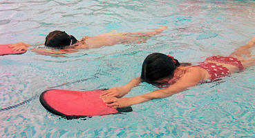 Swimming Lessons at Pools across Norfolk and Suffolk