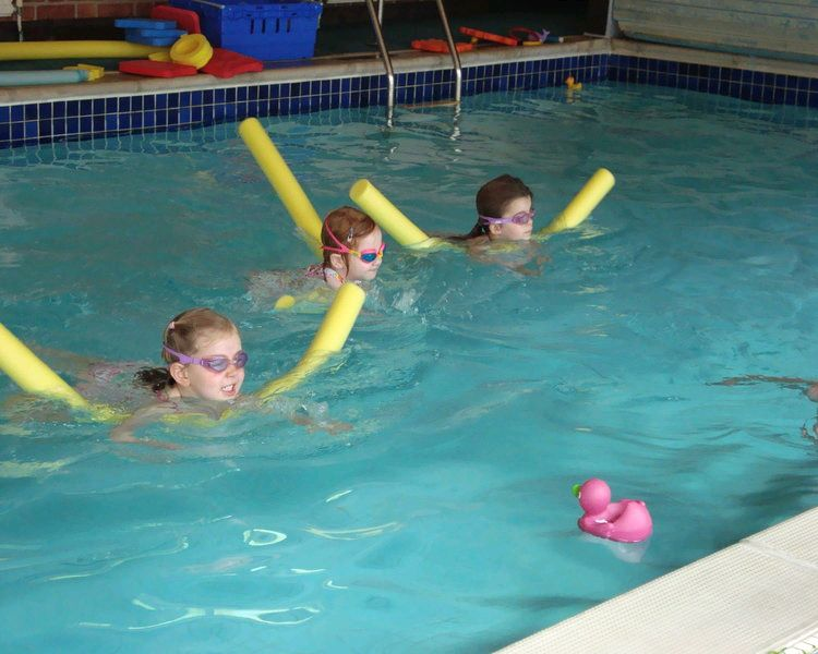 Fressingfield Swimming Pool Swimming Lessons At