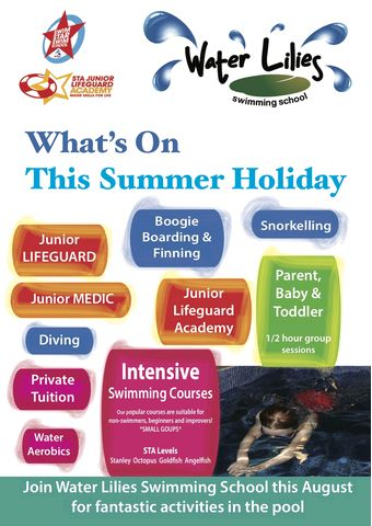 Summer programme front cover 2016
