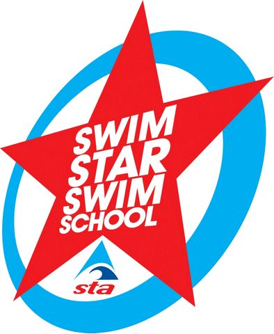STA Swim Star Swim School Logo